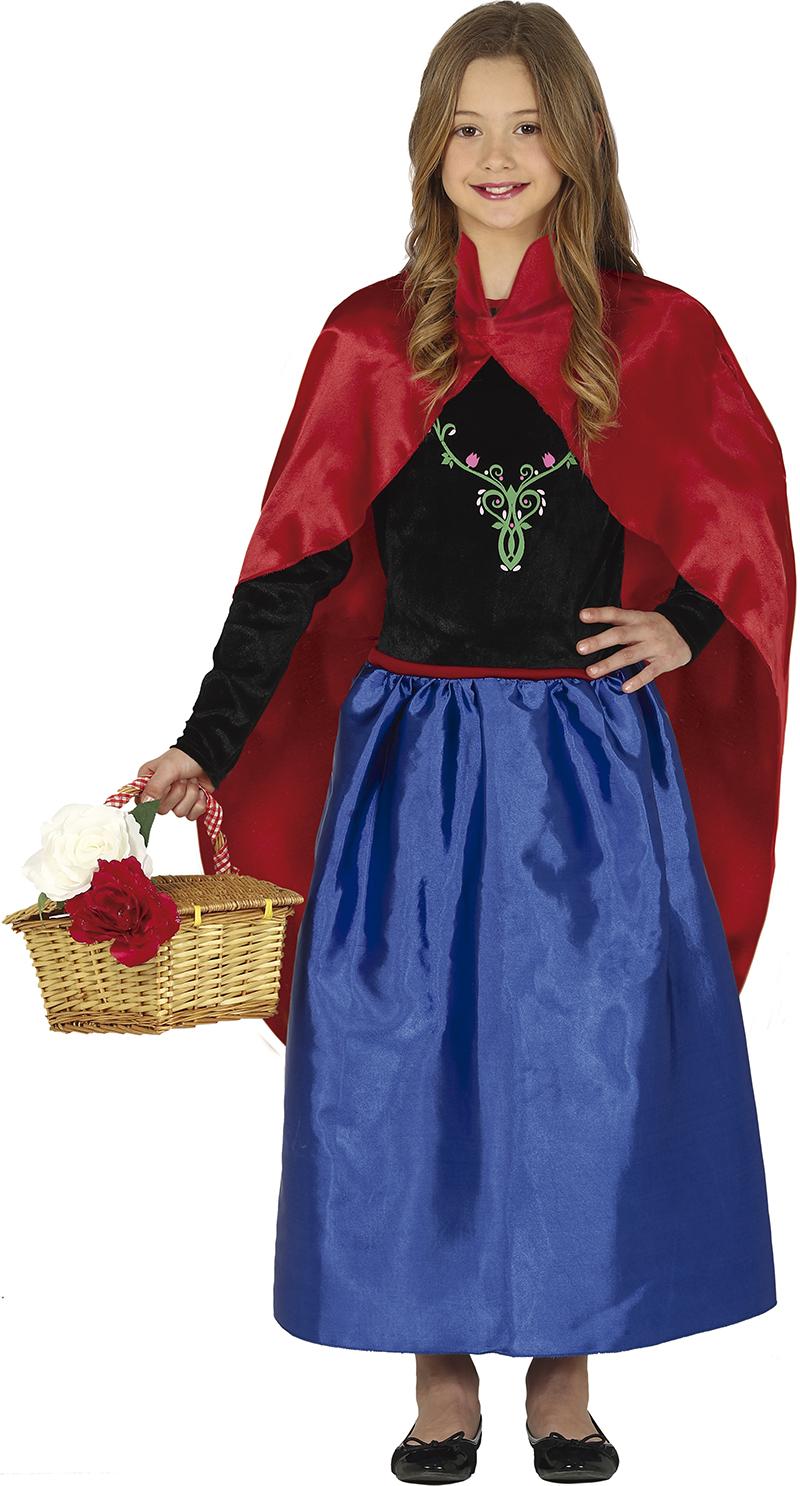 Guirca Detský kostým - Anna Frozen Veľkosť - deti: S