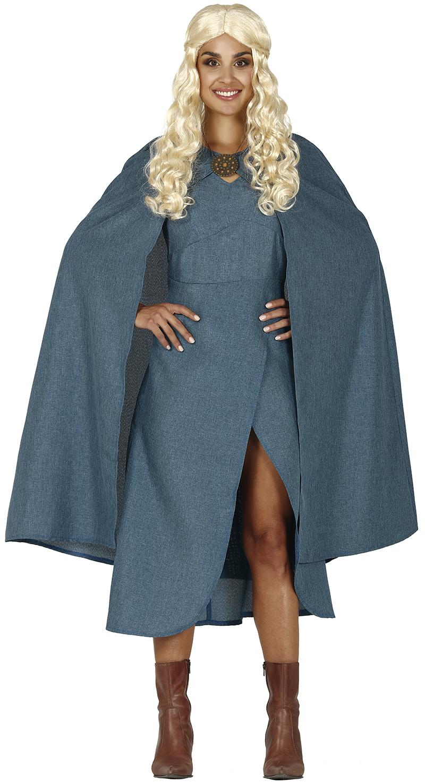 Guirca Dámsky kostým - Daenerys Targaryen Veľkosť - dospelý: L