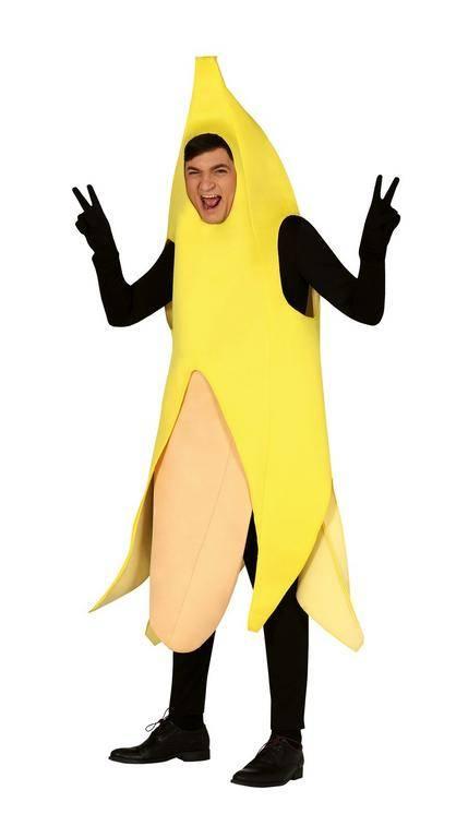 Guirca Pánsky kostým - Banán