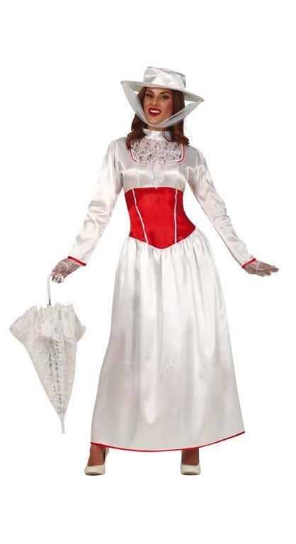 Guirca Dámsky kostým - Mary Poppins Veľkosť - dospelý: L