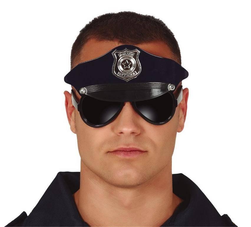 Guirca Policajné okuliare