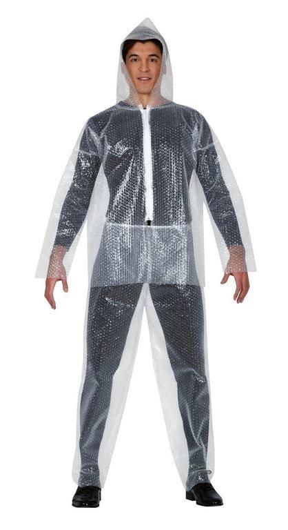 Guirca Pánsky kostým z bublinkovej fólie