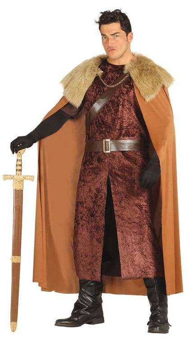 Guirca Pánsky kostým - Ned Stark Game of Thrones Veľkosť - dospelý: M