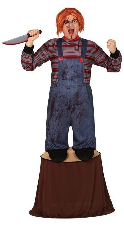 Guirca Pánsky kostým - Bábika Chucky