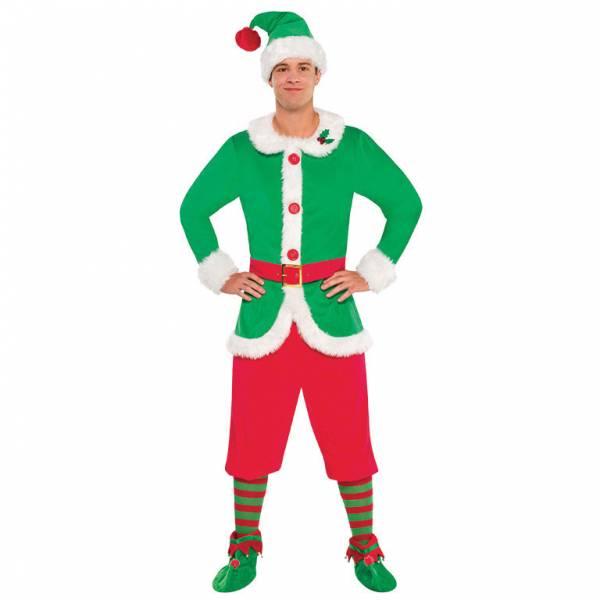 Amscan Pánsky kostým - Elf Veľkosť - dospelý: L