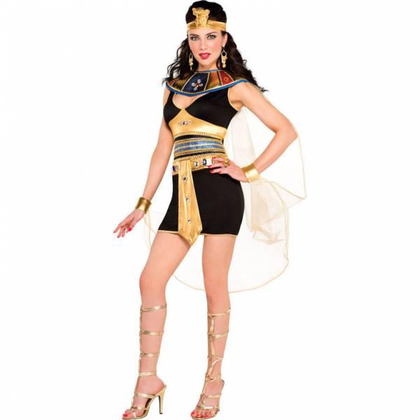 Amscan Dámsky kostým - Sexy Kleopatra Veľkosť - dospelý: S