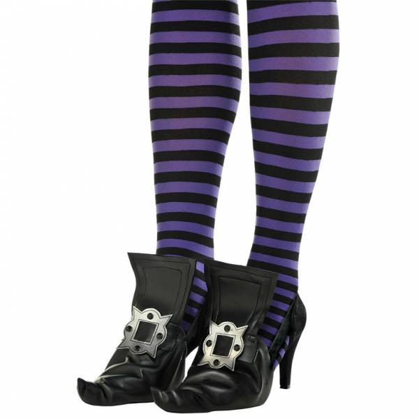 Amscan Návleky na topánky pre deti - Čarodejnica