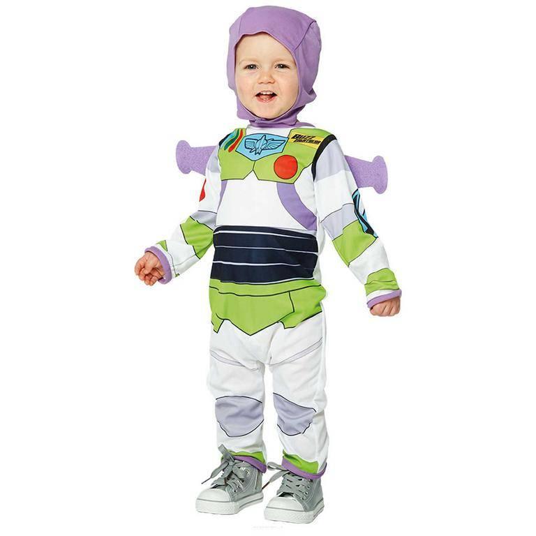 Amscan Kostým pre najmenších - Buzz Lightyear Veľkosť najmenší: 6 - 12 mesiacov