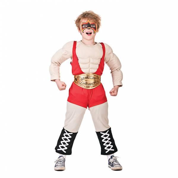 Amscan Detský kostým - Wrestler