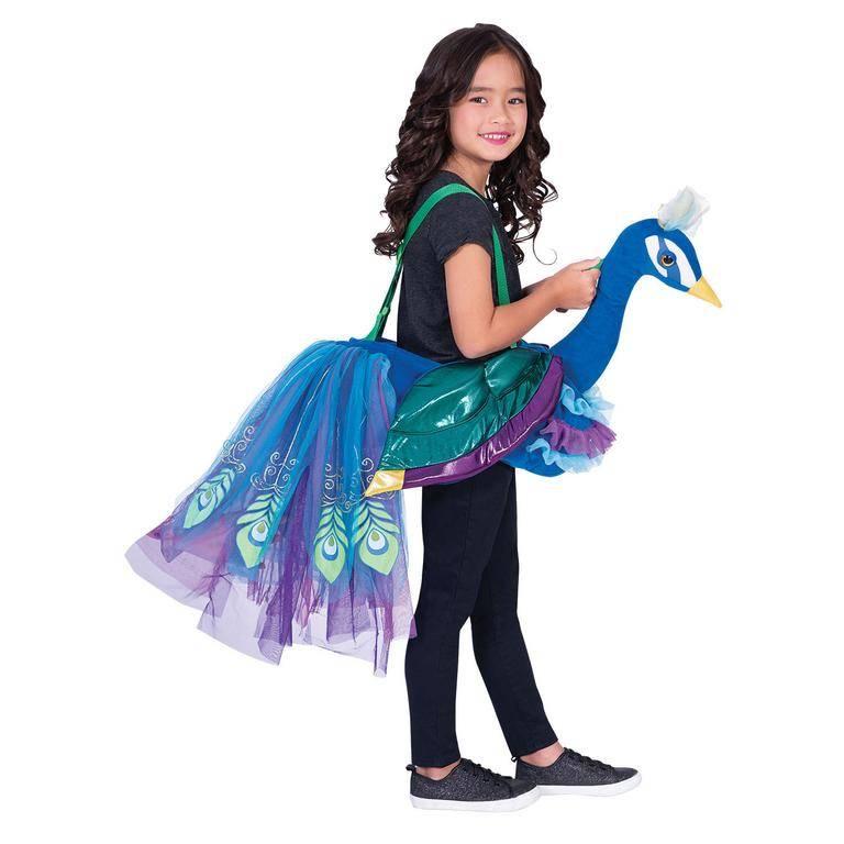 Amscan Detský kostým - Jazdec na pávovi