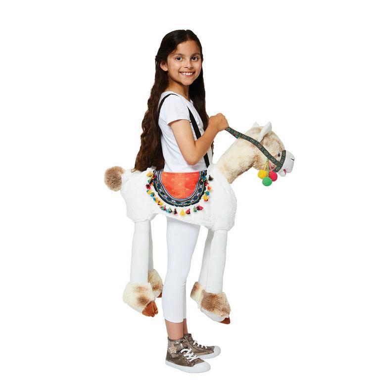 Amscan Detský kostým - Jazdec na lame