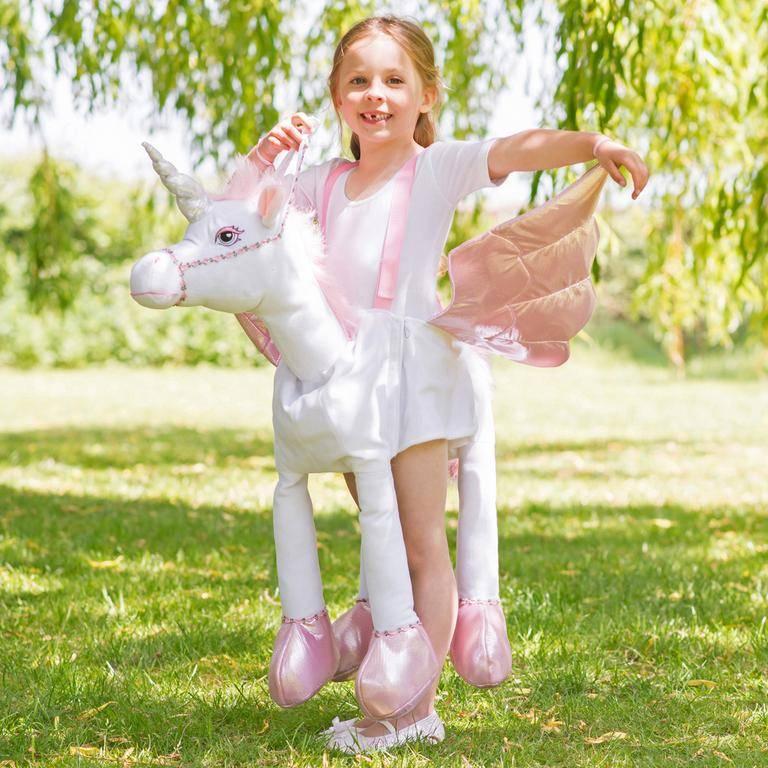 Amscan Detský kostým - Jazdec na jednorožcovi