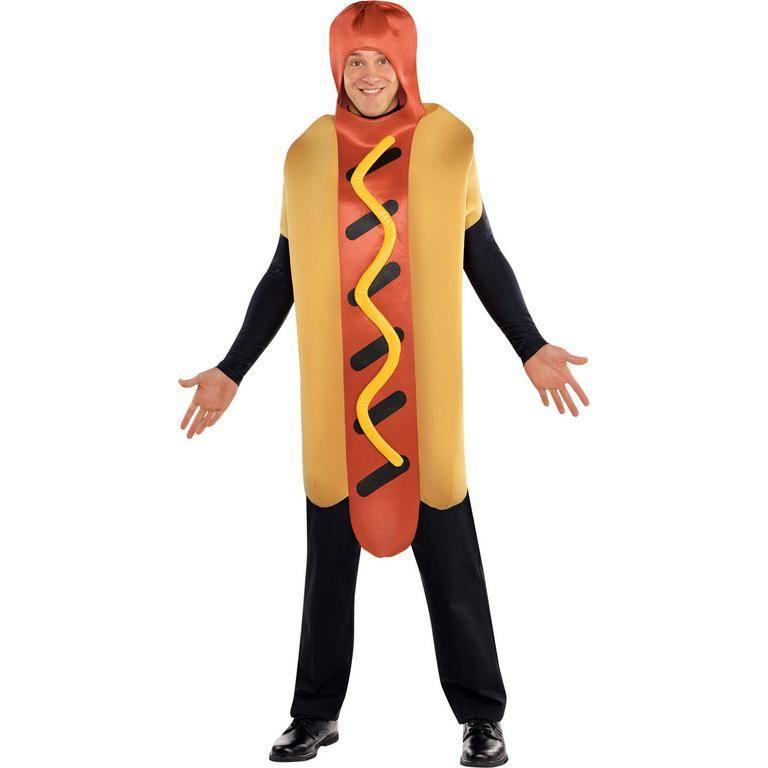 Amscan Pánsky kostým - Hot dog