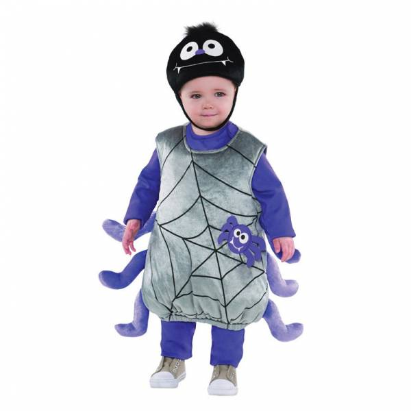 Amscan Detský kostým pre najmenších - Pavúk Itsy Bitsy