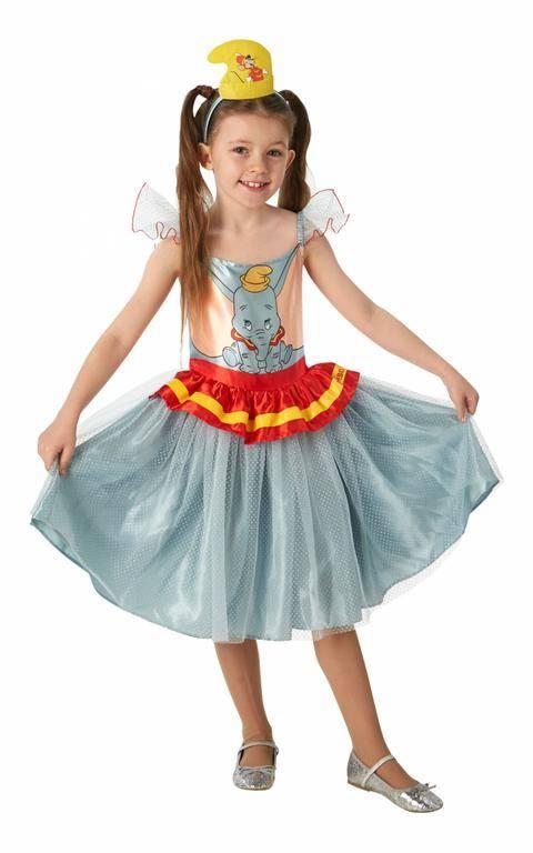 Rubies Detský kostým - Dumbo tutu šaty Veľkosť - deti: XS
