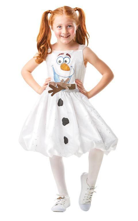 Rubies Detský kostým - Olaf (Frozen) Veľkosť - deti: XS