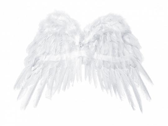Biele Anjelské krídla