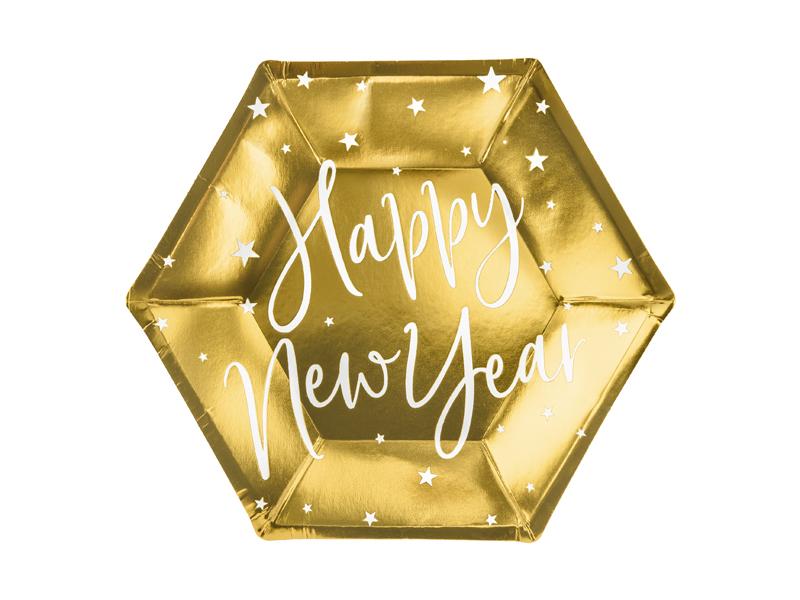 PartyDeco Taniere - Šťastný nový rok