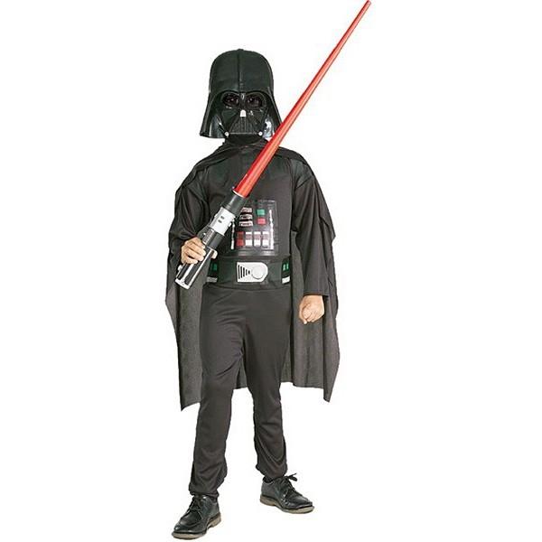 Rubies Darth Vader™ - detský Veľkosť - deti: L - Výška 125-135 cm