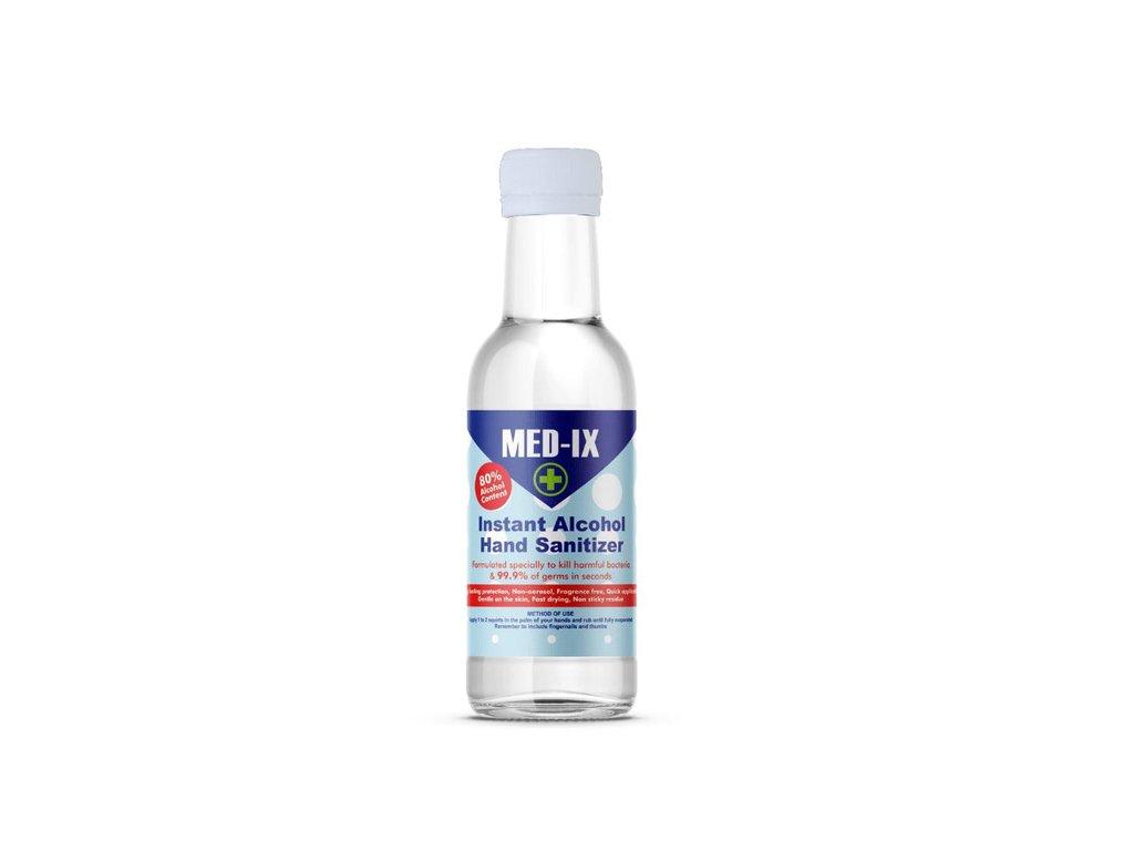 Antibakteriálna vodička na ruky Med-Ix - 50ml