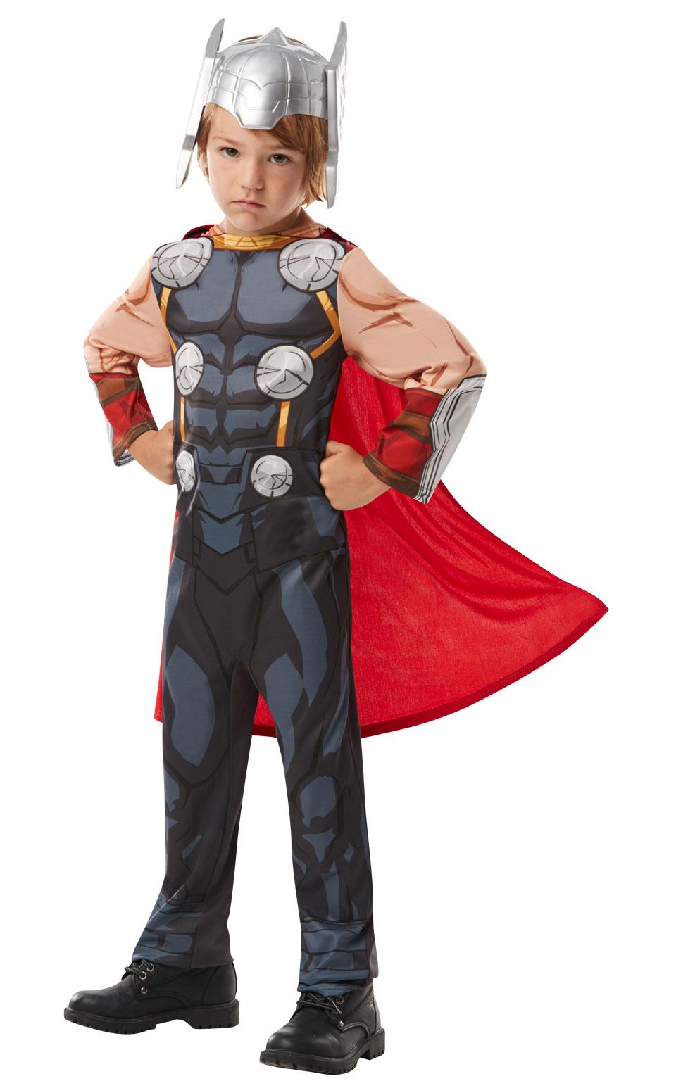 Rubies Detský kostým Thor Veľkosť - deti: S