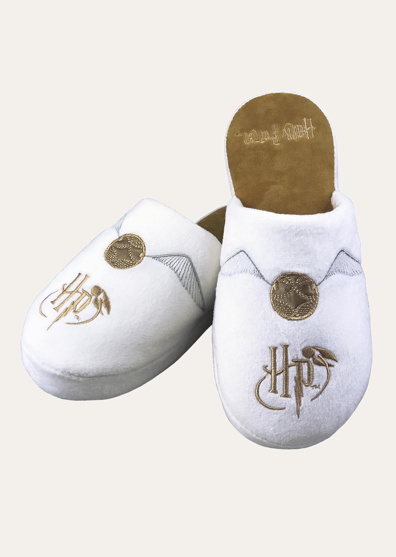 Groovy Papuče zlatá strela - Harry Potter