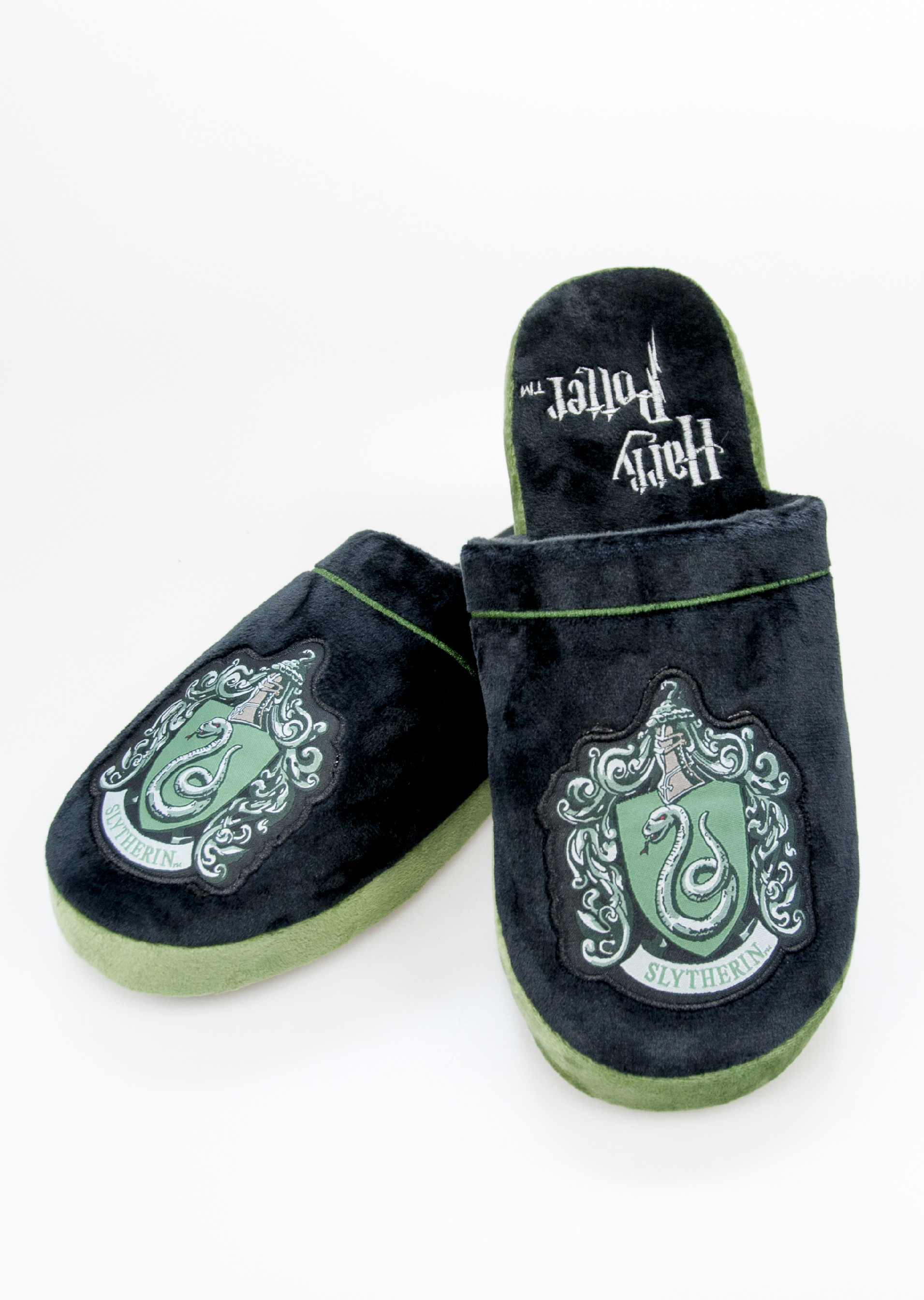 Groovy Slizolínske papuče - Harry Potter Veľkosť papuče: 38-41