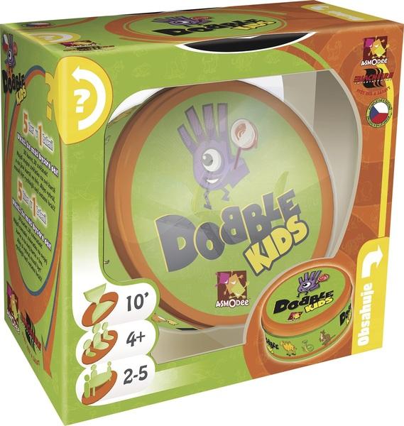 ADC Blackfire Spoločenká hra - Dobble Kids