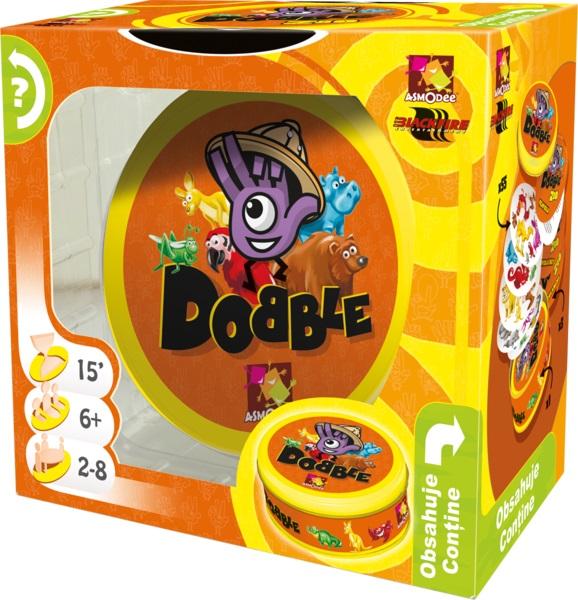 ADC Blackfire Spoločenská hra - Dobble Zoo