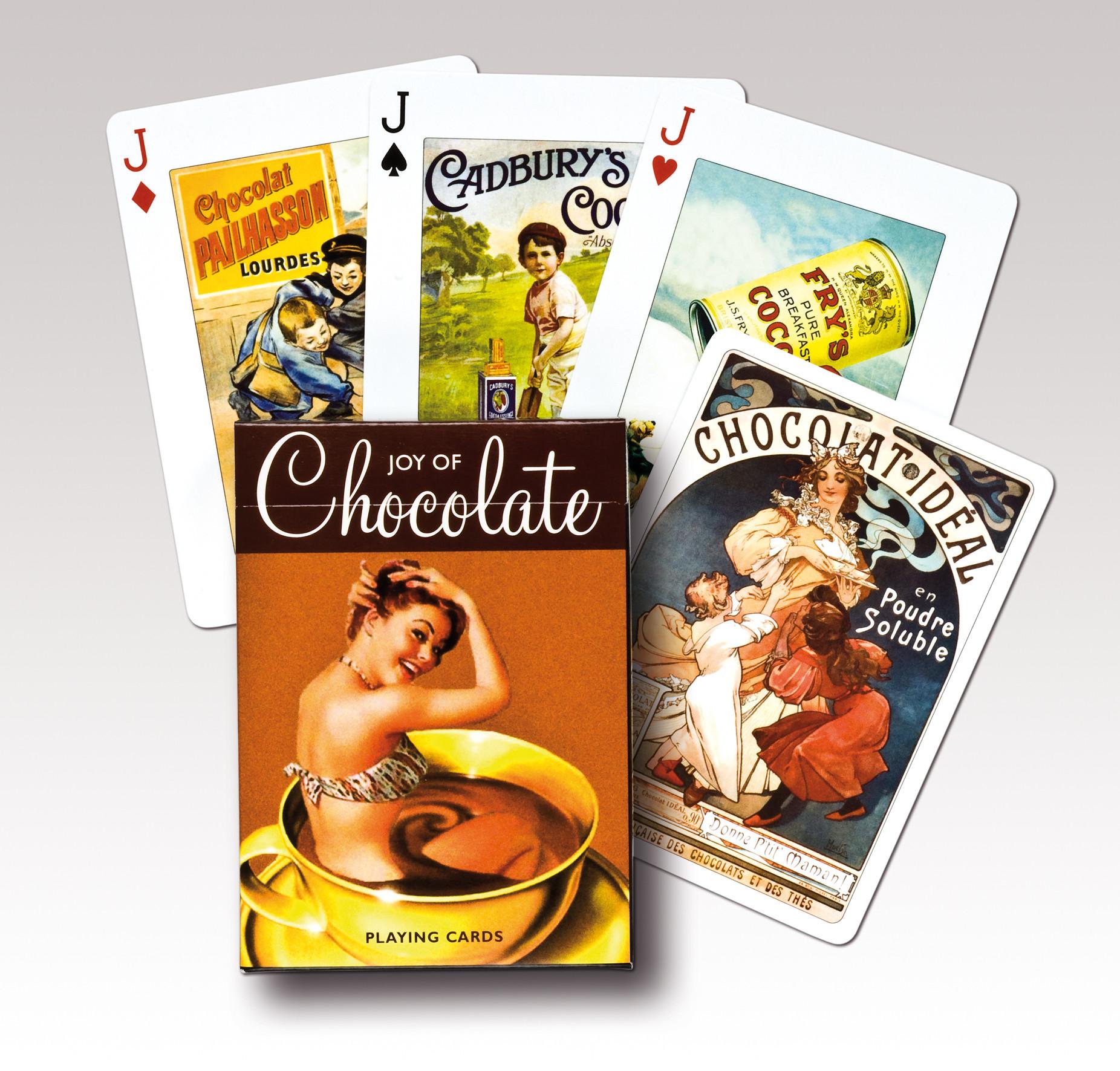Piatnik Spoločenská hra - Poker Čokoláda