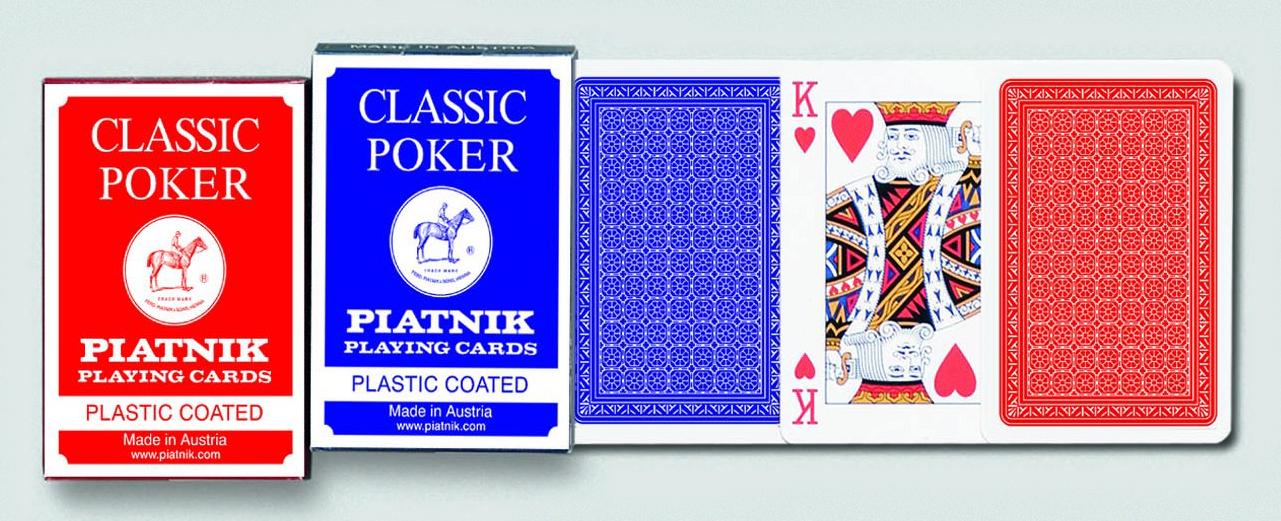 Piatnik Spoločenská hra - Poker Classic