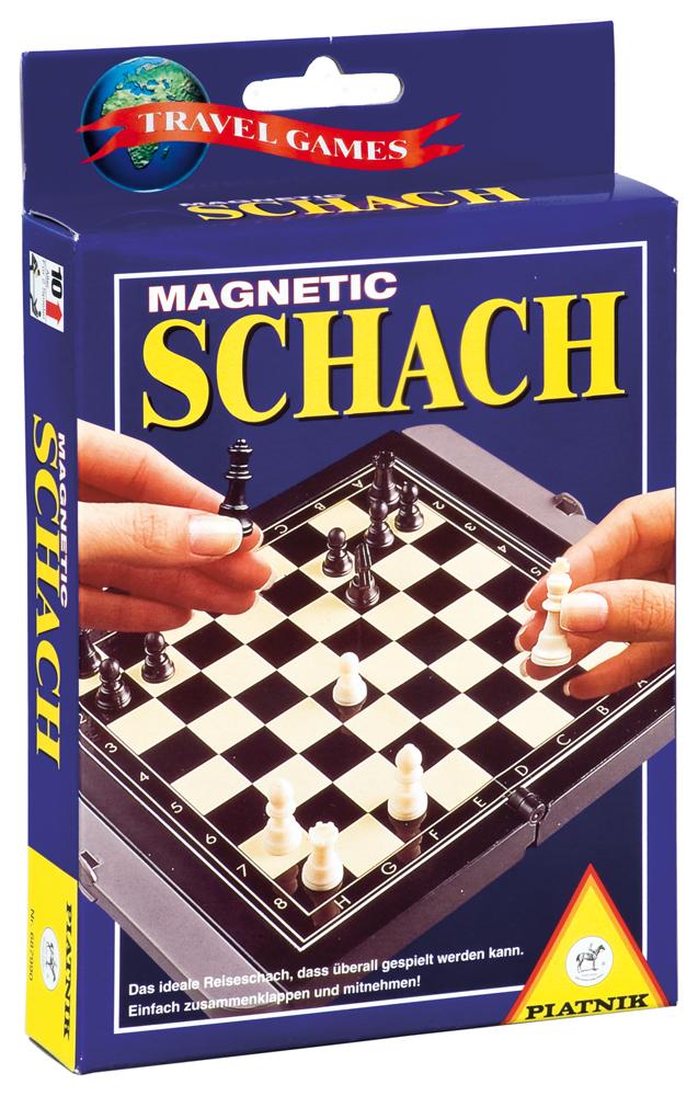 Piatnik Šach - Cestovná magnetická hra