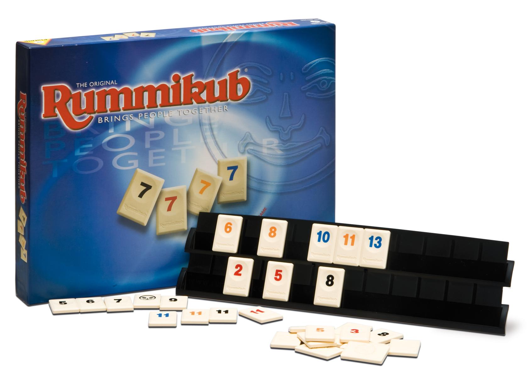 Piatnik Spoločenská hra - Rummikub