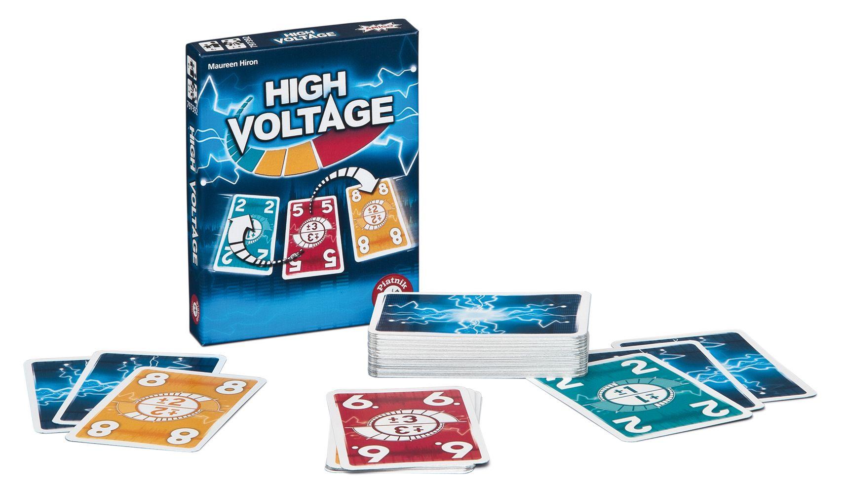 Piatnik Spoločenská hra - High Voltage