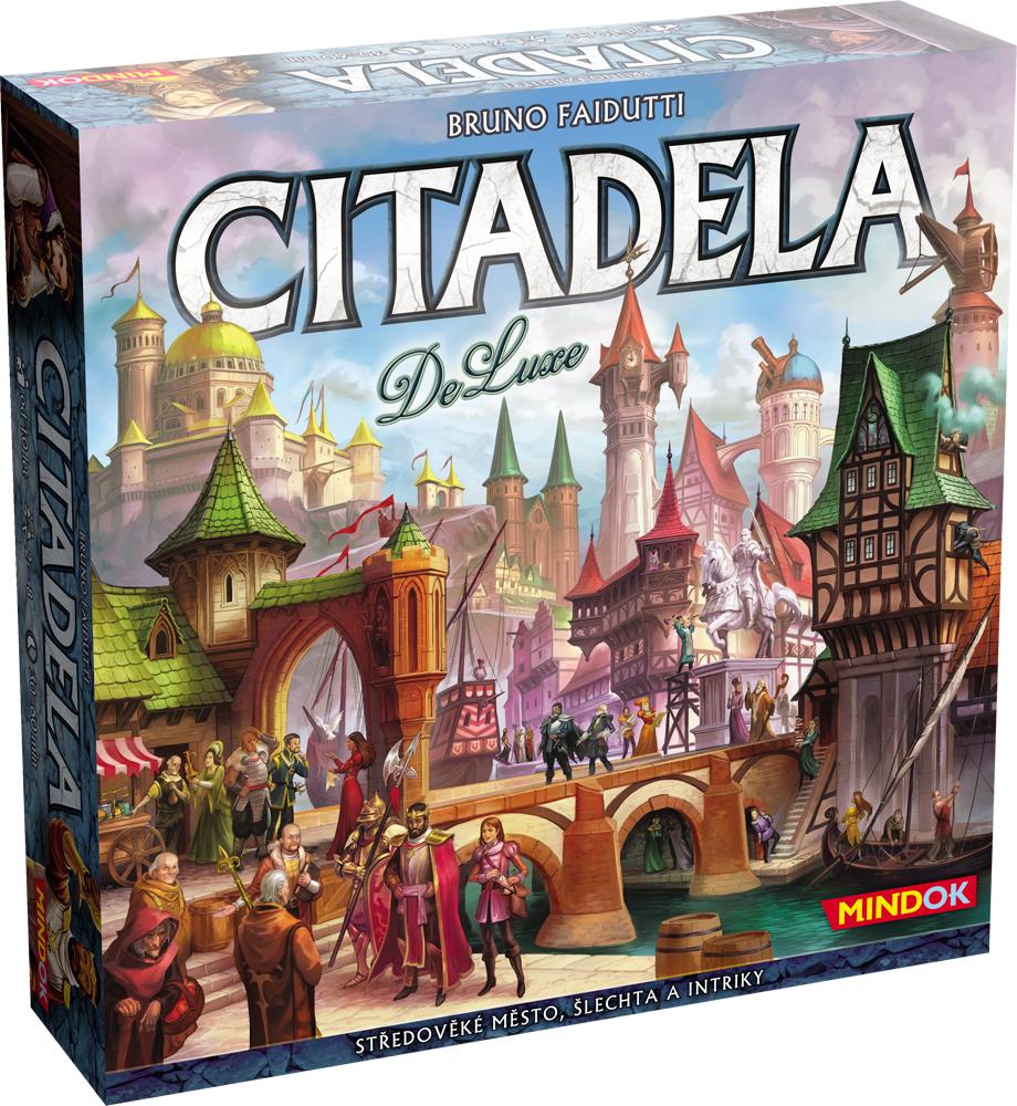 Mindok Spoločenská hra - Citadela DeLuxe