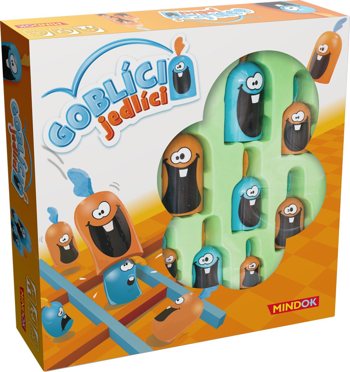 Mindok Spoločenská hra - Goblíci jedlíci