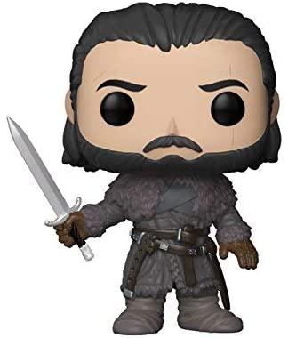Figúrka Funko POP Game of Thrones - Jon Snow (Beyond the Wall)