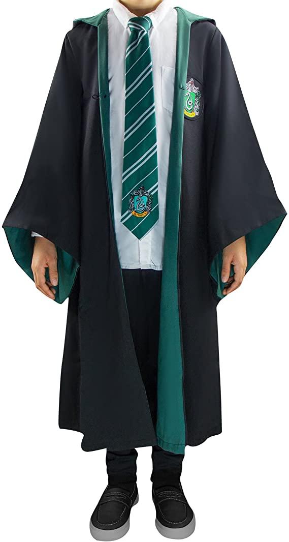 Cinereplicas Slizolínsky čarodejnícky plášť Harry Potter Veľkosť - dospelý: S