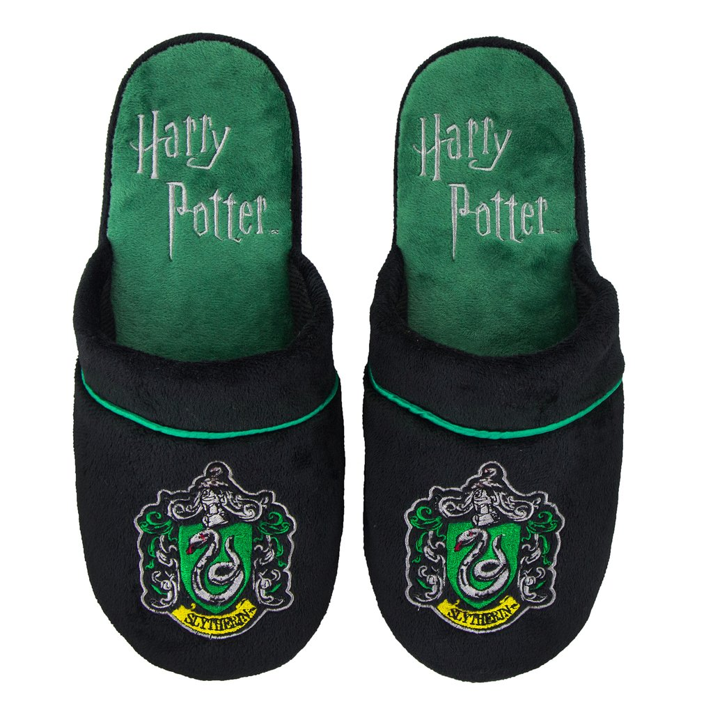 Cinereplicas Papuče Slizolín Harry Potter Veľkosť papuče: 36-39