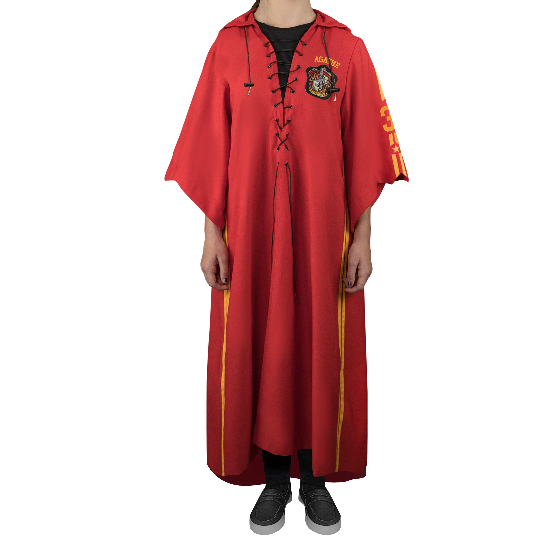 Cinereplicas Chrabromilský metlobalový plášť - Harry Potter Veľkosť - dospelý: S