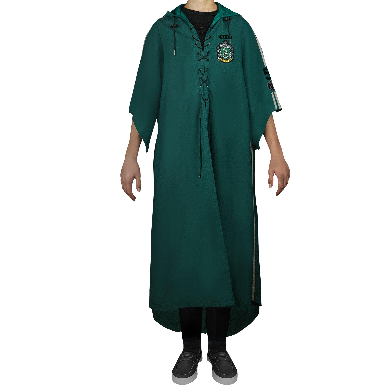Cinereplicas Slizolinský metlobalový plášť - Harry Potter Veľkosť - dospelý: S
