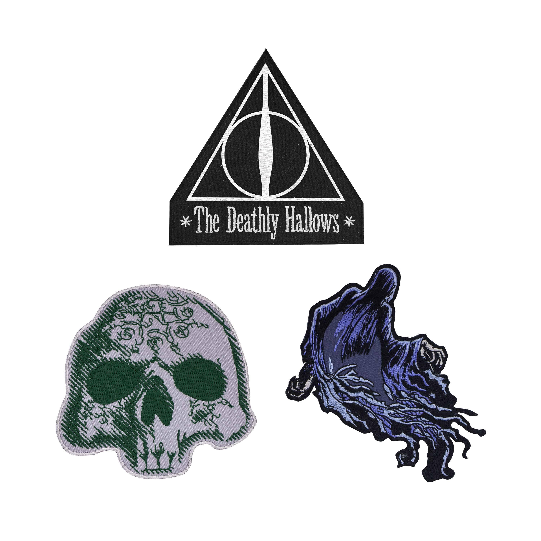 Cinereplicas Balenie 3 nášiviek Dary smrti - Harry Potter