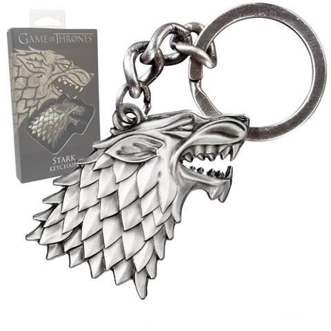 Noble Prívesok na kľúče - Hra o tróny (Stark)