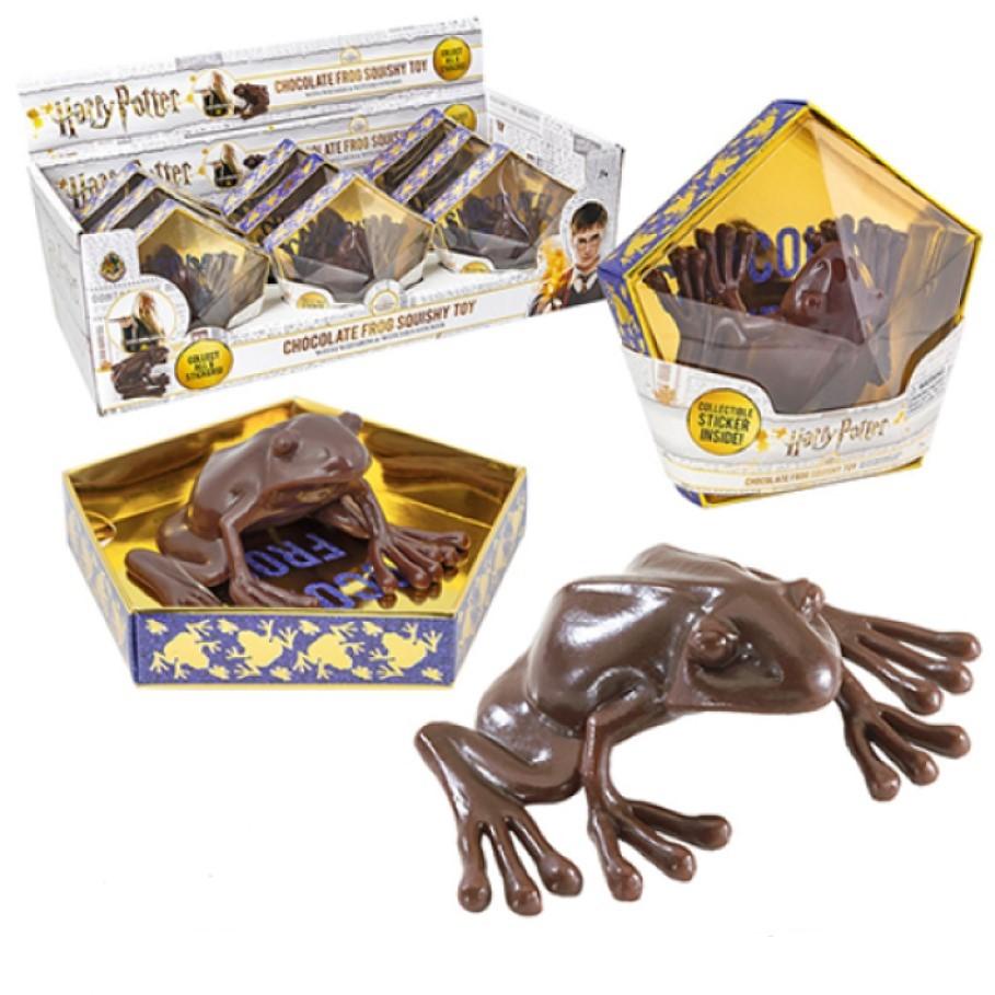 Noble Stojan na repliku čokoládovej žabky - Harry Potter