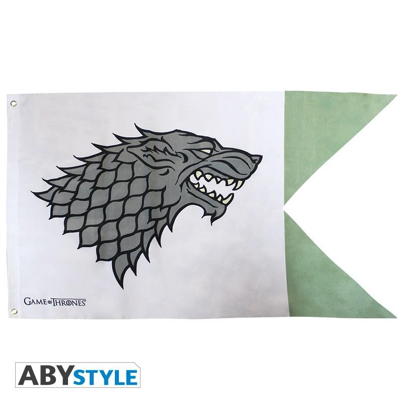 ABY style Vlajka Game of Thrones - Stark
