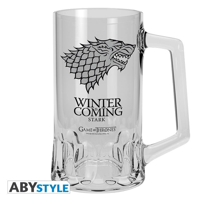 ABY style Pohár Hra o tróny - Stark 500 ml