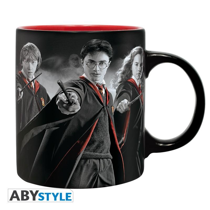 ABY style Hrnček Harry Potter - Harry, Ron, Hermiona