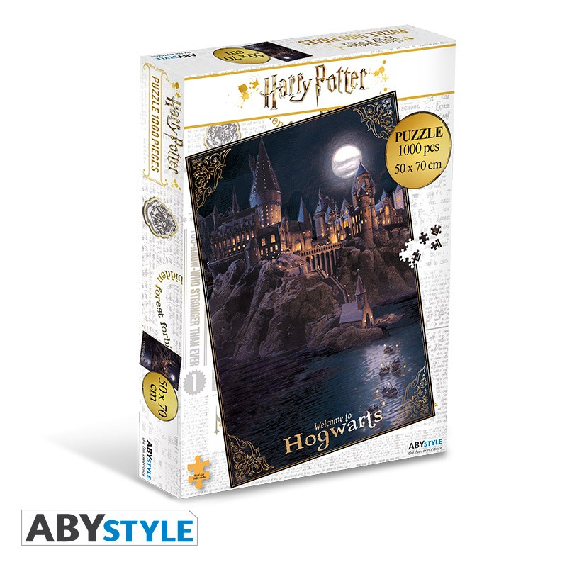 ABY style Puzzle Harry Potter - Rokfort