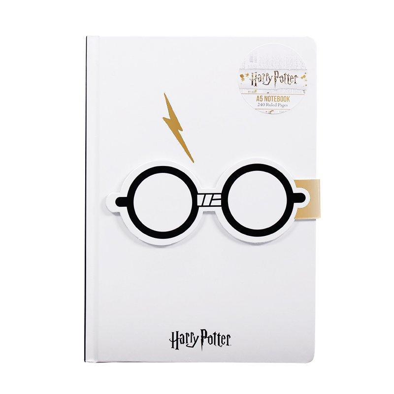 Half Moon Bay Zápisník Harry Potter - Blesk