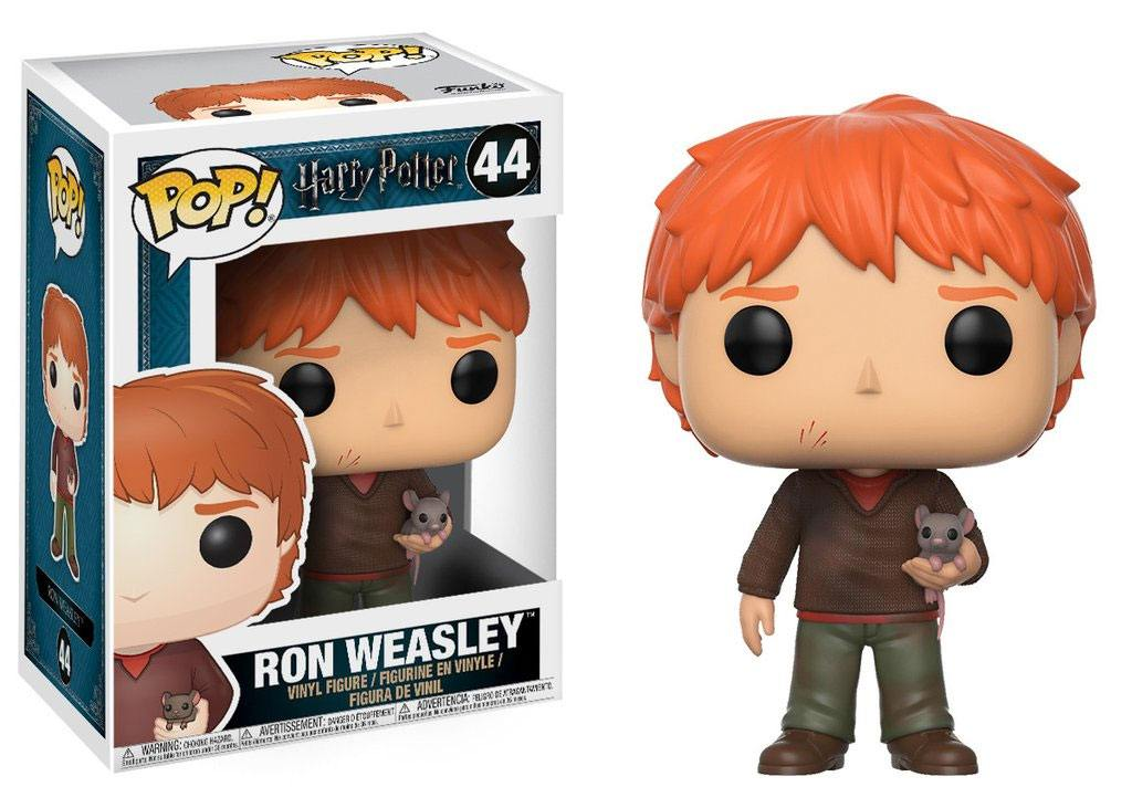 Figúrka Funko POP Harry Potter - Ron Weasley